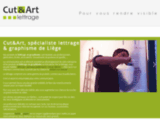 Lettrage & graphisme professionnel à Liège | Habillez votre entreprise