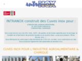cuves inox pour le milieu vinicole et le milieu industriel