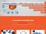 Cybersaladelle Informatique Herbergemement Création de site Référencement Conseil Maintenance Dépannage Vente de matériels informatiques en Arles - 13200 - Bouches du Rhône