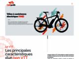 À la découverte des vélos, des accessoires et des équipements