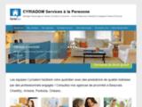 Menage Repassage et Garde d'enfants - Reseau Cyriadom, Services a la personne pour toute la famille
