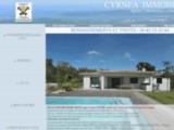 CYRNEA IMMOBILIER AJACCIO  - Agence immobilière à Ajaccio, Corse - Achat, Vente d'appartements, villas, maisons, terrains à Ajaccio.