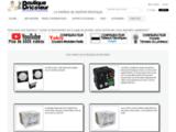 Fournisseur Produits Electrique D-home-otik - Legrand Came Hager