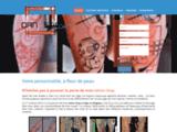 Tatouage graphique Liège