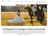 Photographe de mariage à Toulon et de portrait