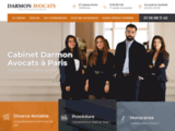 Avocat Divorce à Paris | Cabinet Darmon
