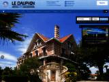 Les hotels du bassin d'Arcachon l'hotel le Dauphin un hotel au bassin d'arcachon à 60 km de Bordeaux