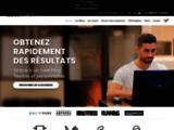 David Costa, coach sportif-professeur de fitness à Paris-Dijon-Genève