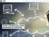 DBI - Gestion et service informatique - Création site internet
