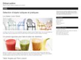 idées cadeaux design, utiles, ludiques et pratiques pour la maison, la cuisine, les enfants (édité par webmaster.com.fr)