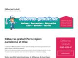 Débarras gratuit Paris région parisienne et Oise