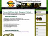 Terrasse en bois pour mobil home : Deckit votre fabricant!