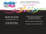 Declik'web - Création de Sites Internet et Animations Flash