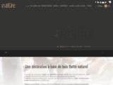 Bois flotté - Deco-Nature : Vente de bois flotté, liane, arbre, tronc, souche