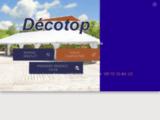 Décotop - Location tentes de réception, stands, barnum, chapiteaux, structures, podium, sonorisation, éclairage, gradin, bache tendue - Organisation et conseil événementiel Paris et Ile de France