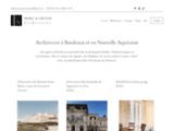 Architecte Bordeaux | DEDIEU & GRYTSAY Atelier d'Architecture
