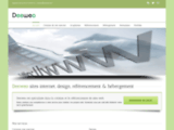 Creation site web + Referencement - Agence Deeweo