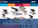 Connectique inox haute performance - DEFA