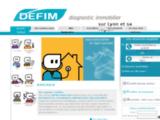 Defim Lyon, diagnostics immobiliers