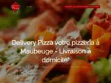 Delivery Pizza -  votre pizzeria à Maubeuge - livraison gratuite à domicile