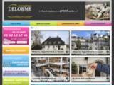 Agence immobiliere Marcq en Baroeul - Delorme Immo