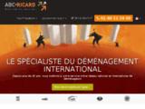 DEMECO : Demenagement international et DOM TOM avec ABC RICARD
