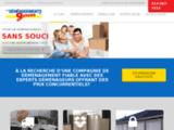 Déménagement, déménageur résidentiel et commercial à Montréal