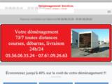 Déménageur Bordeaux Livraison - Déménagement Services
