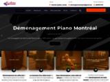 Transport Piano Montréal