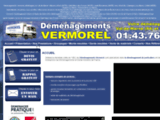 Déménagements Vermorel