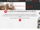 Démenagement déménageur Arles Nimes Saint Rémy de provence Tarascon Beaucaire