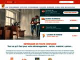 demenagerseul.com - Location de camionnette, vente de carton, conseils personnalisés