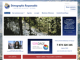 Démographie responsable : association écologique