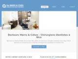 Dentiste Nice Marro Jeremy - Chirurgien Dentiste à Nice - Dentiste Nice Côte d'Azur