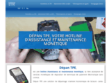 Depan-TPE.fr : assistance et maintenance TPE Carte Bancaire sans abonnement
