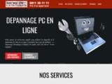 Dépannage PC en ligne