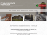 pose de serrure, pose menuiseries extérieures - Caen | Sarl Etablissements Picq
