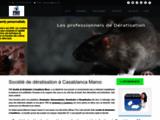 Société de dératisation casablanca - PNS