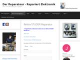 Der Reparateur – Repariert Elektronik (Winterthur / Schweiz)