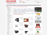 Desaxesoir.com : Accessoires de modes à prix cassés