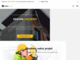 Design Façades : Façadier spécialisé en Ravalement de façade à Chambéry en Savoie !