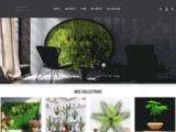 Spécialiste du Mur Végétal Artificiel, cactus et plante artificiel.
