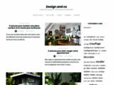 Design & Co-objets design pour décoration, cadeaux, liste de mariage, ...