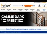Garde-corps inox prix sur mesure par Design Production