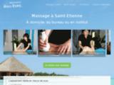 Massage de bien être à Saint-Etienne