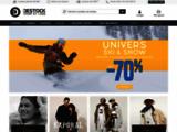 Des grandes marques jusqu'à -70% : Destock Sport et Mode.com