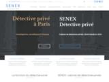 SENEX Détective privé PARIS