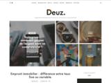 Deuz.biz : vulgarisation de l'actualité économique et financière