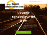 Devenir conducteur de train