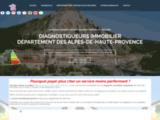 Diagnostiqueur Immobilier du Département des Alpes-de-Haute-Provence : diagnost